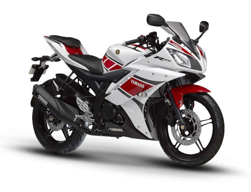 R15 V2 Red And White Wajah Baru R15 ...