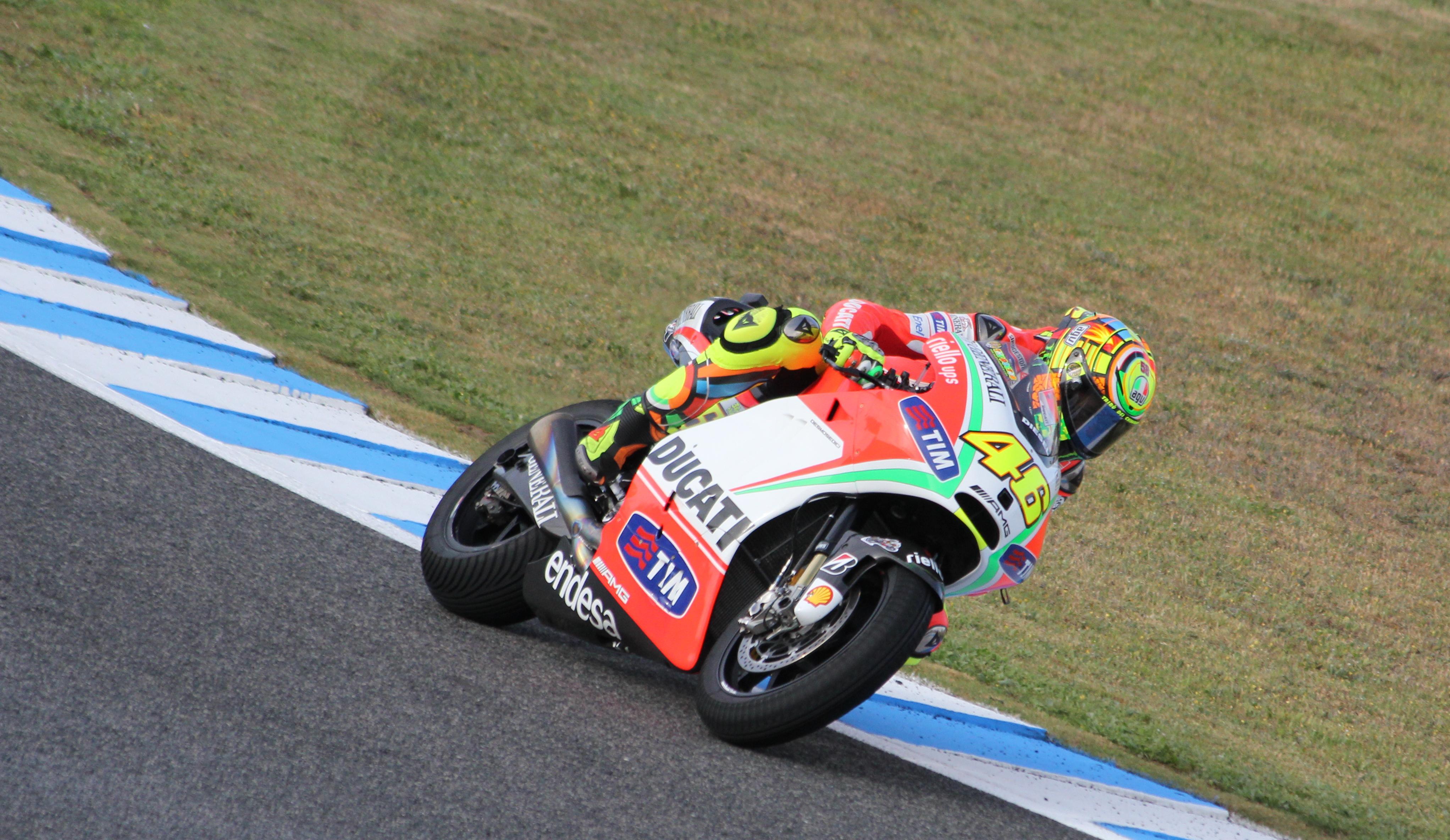 Valentino Rossi Fncountercom