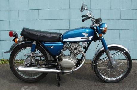 Honda-cb-100