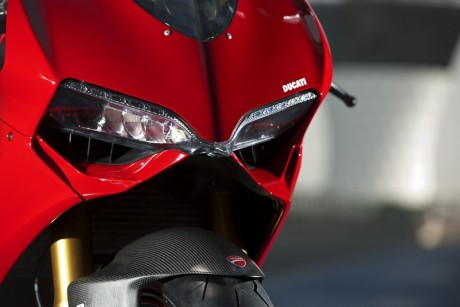 Ducati Panigale Headlamp