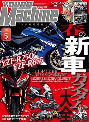 Yamaha YZF-R250