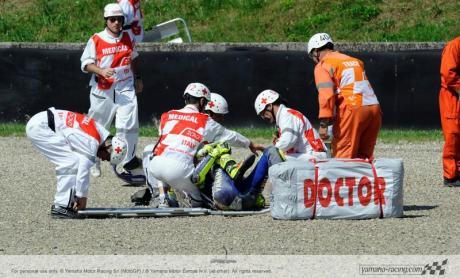 Rossi-accident-2010