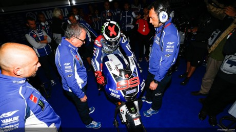 Lorenzo, Warm Up MotoGP Assen