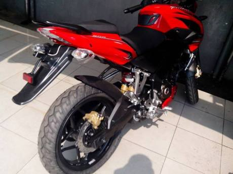 Courtesy Pulsar 200NS Indonesia