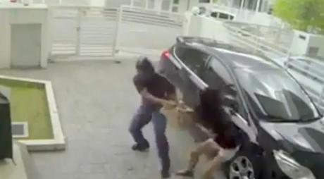hajar pencuri