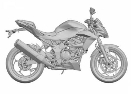 Kawasaki Z250SL Naked Bike