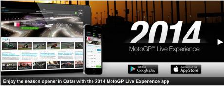 motogp experience 2014