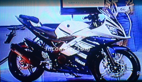 Yamaha R15 Indonesian Version