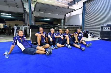 Rossi Crew Yamaha