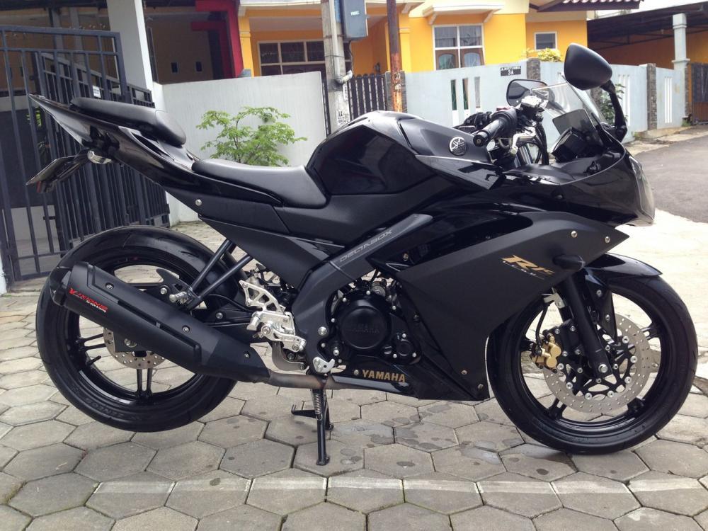 Modifikasi Yamaha New Vixion Ala R15 Close To Perfect Bro