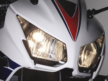CBR 300R New Headlamp Design