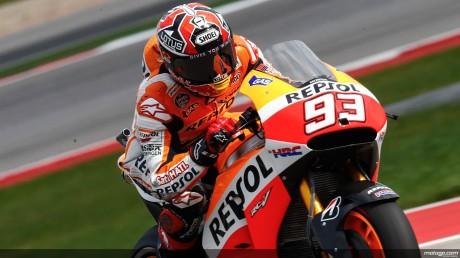 Winner GP Austin, Marc Marquez