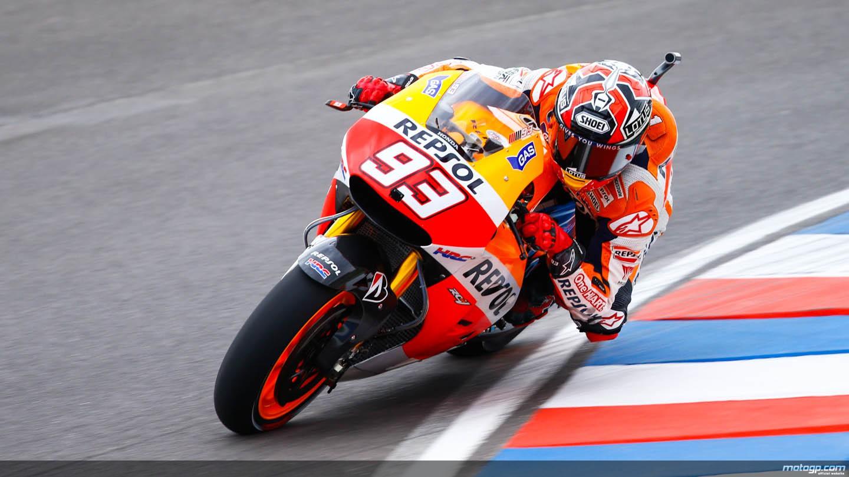 FP2 MotoGP Jerez Marc Marquez Tercepat Patahkan Dominasi Aleix