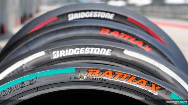 Bridgestone Battlax MotoGP Slick