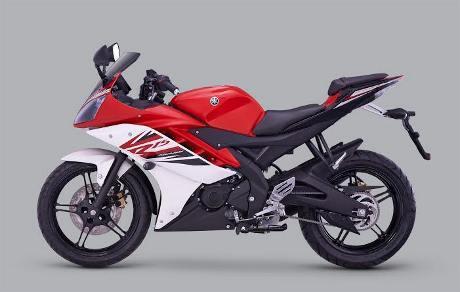 Yamaha YZF-R15 Indonesia