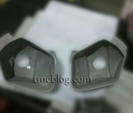 Headlamp dual-keen eye, CBR 150R Indonesia