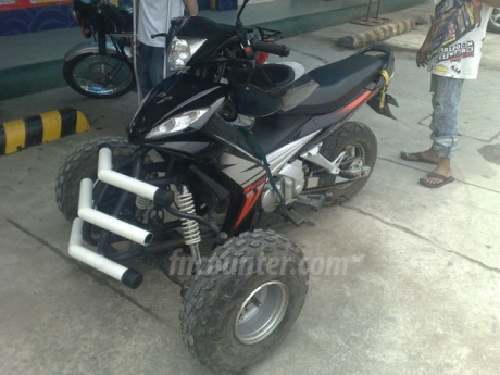 Jupiter MX, 3 Wheels, Tricity