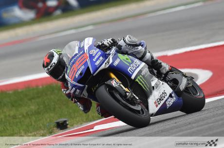 Lorenzo, 10th, GP Austin