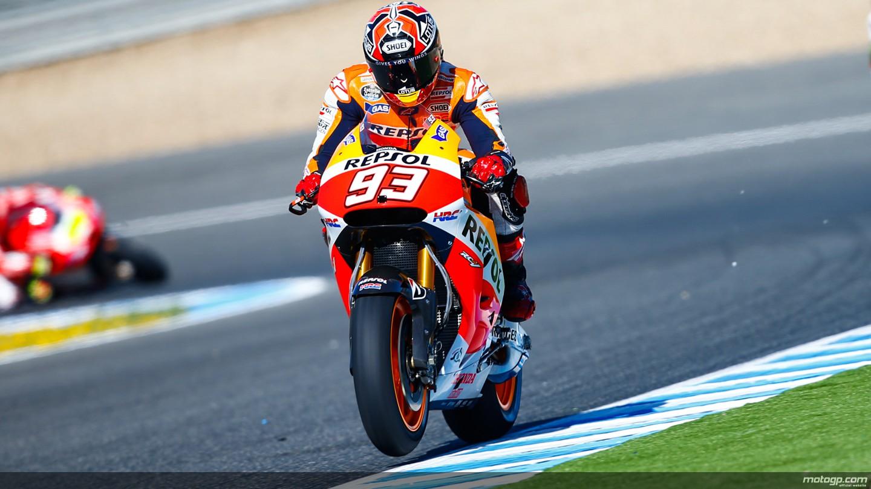 Kualifikasi QP2 MotoGP Jerez Marc Marquez Pole Position