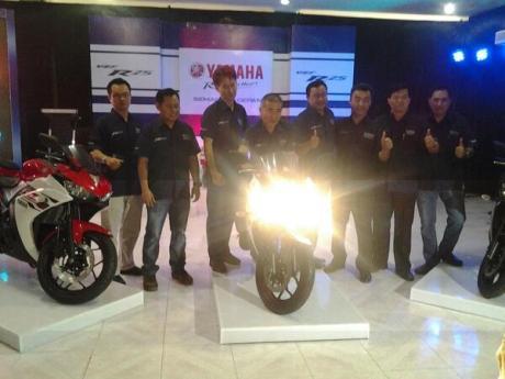 YamahaR25