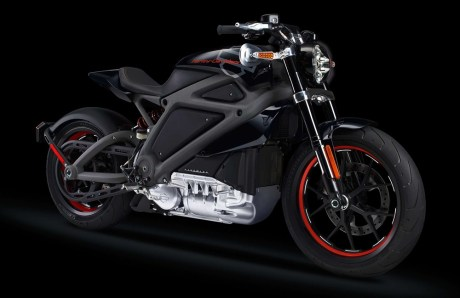 Harley's electric LiveWire 4