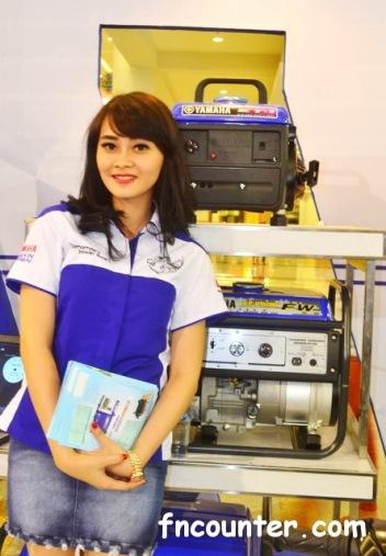 Yamaha Generator