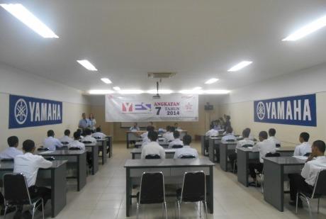 Yamaha Engineering School - Opening