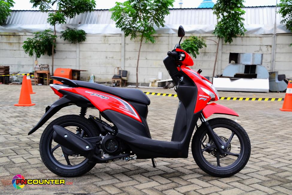 2015 Honda Beat Pop Esp And Beat Sporty Esp First Look