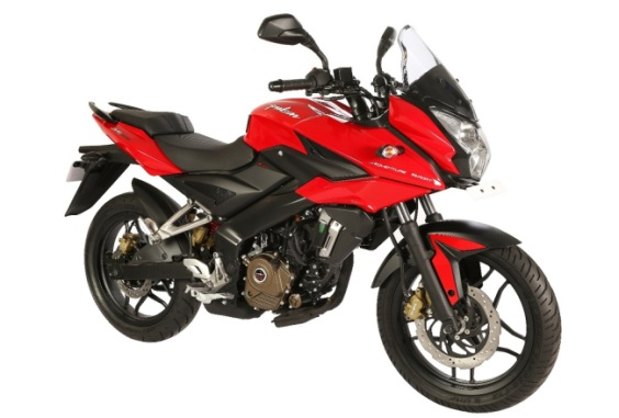 Bajaj-Pulsar-AS200-red