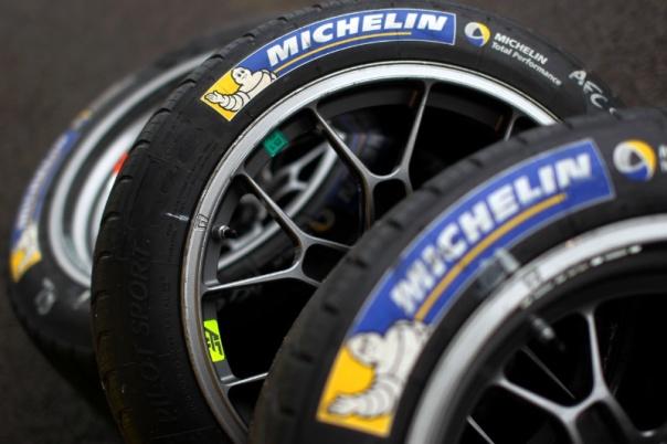michellin formula 1