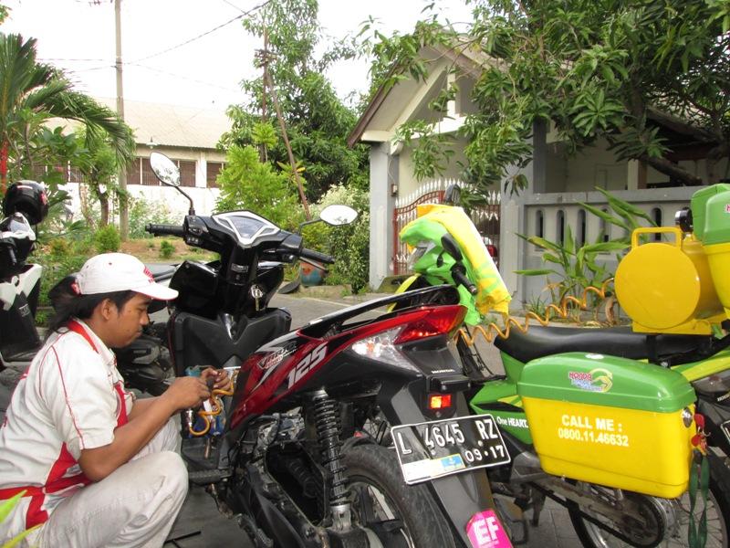 Terobosan Baru Pelayanan Servis Motor MPM Honda Luncurkan Program Home Service Patut Dicoba Nih