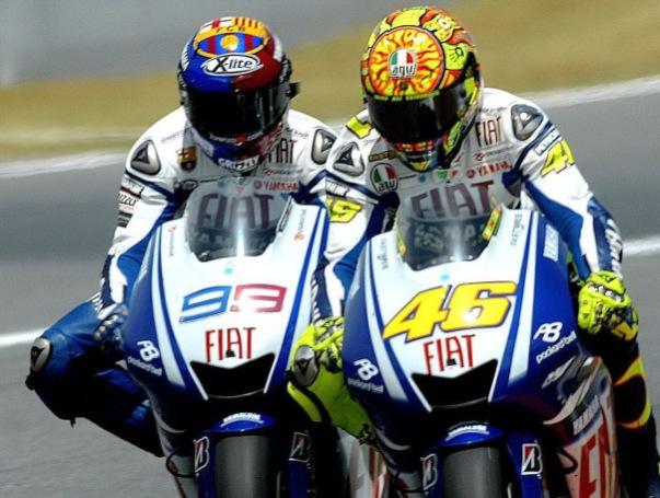Duel Klasik, Rossi vs Lorenzo 2009