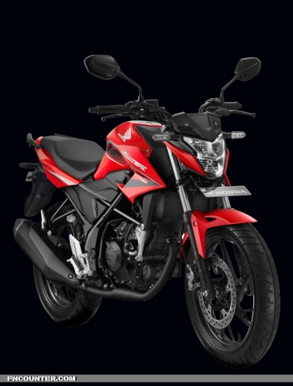 All NEW CB150R Streetfire Front
