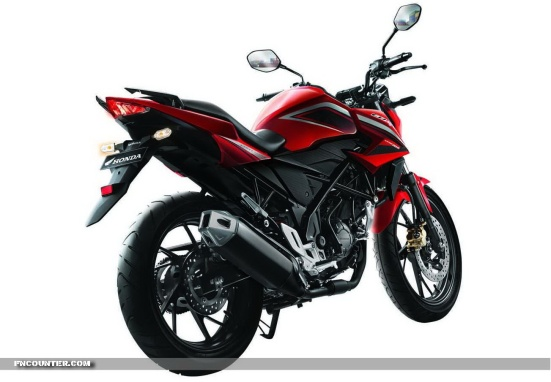 All NEW CB150R Streetfire REAR