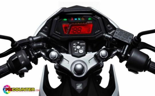 Full Digital Speeo Sonic 150R