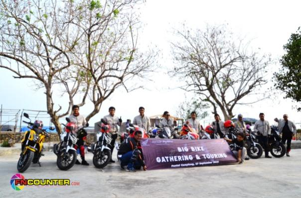 Honda Sport Touring 2015 Camplong Sampang Madura 1