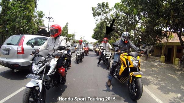 Honda Sport Touring 2015 Camplong Sampang Madura 12