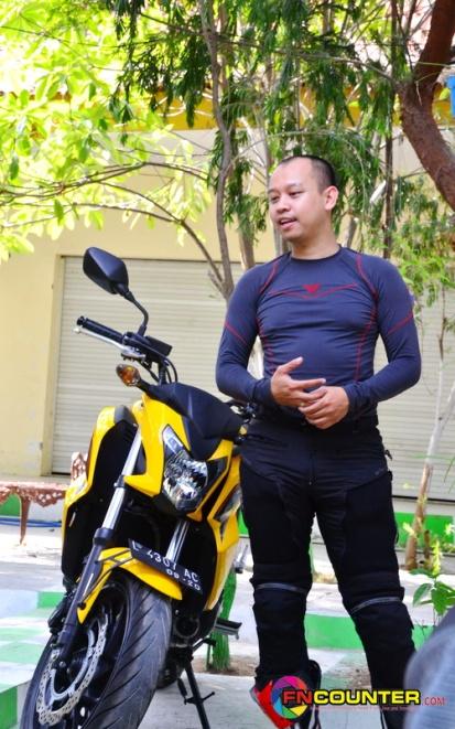 Honda Sport Touring 2015 Camplong Sampang Madura 9