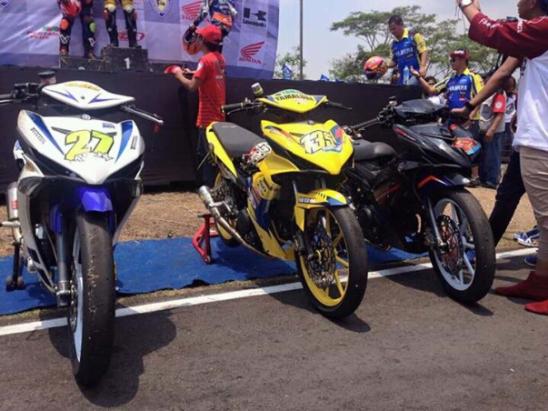 IRRC Tasik 2015 Race 1