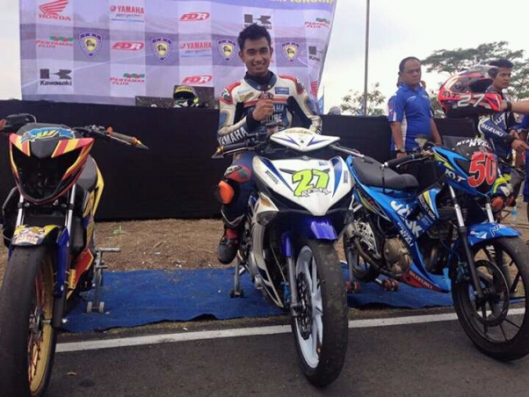 IRRC Tasik 2015 Race 2