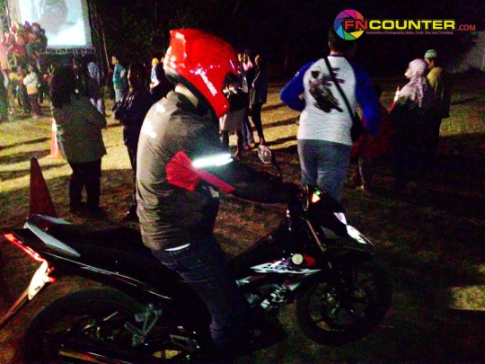 New Sonic 150R Rilis Malang 2