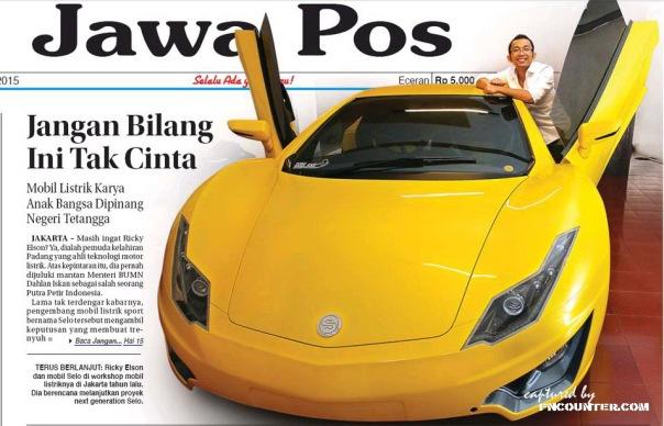 Rick Elson Malaysia