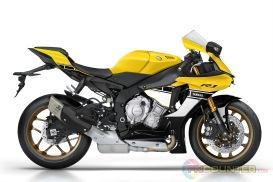 Yamaha R1 Anniversary 60th 1