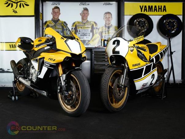 Yamaha R1 Anniversary 60th 7