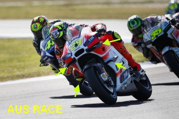 AUS RACE