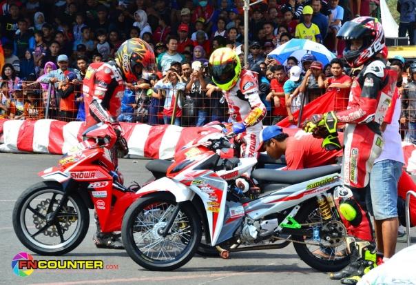 BEBEK 125cc TUNE UP PEMULA x1