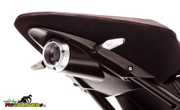 Honda CB4 Concep Undertail
