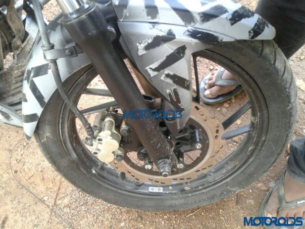 TVS-Apache-200-Spied-Upclose-Front-Wheel