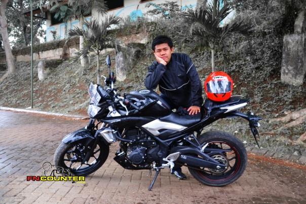 MT25 Yamaha