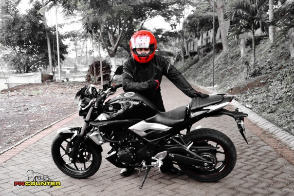 Review Test Ride Yamaha MT-25